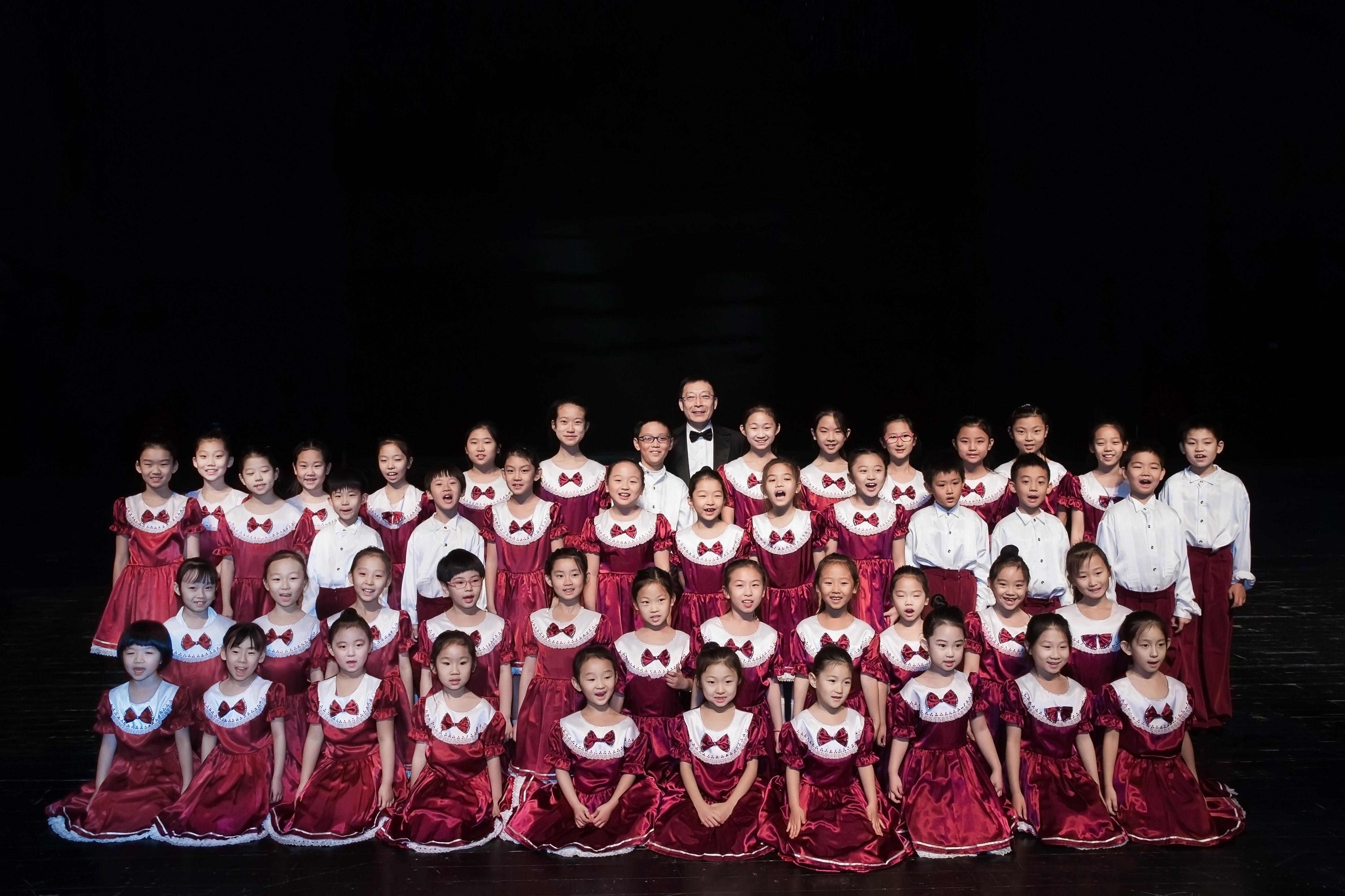 2020北京天橋藝術中心童聲合唱團 (暨中國國際合唱節附屬童聲示范團)招生簡章 TQPAC Children's Choir