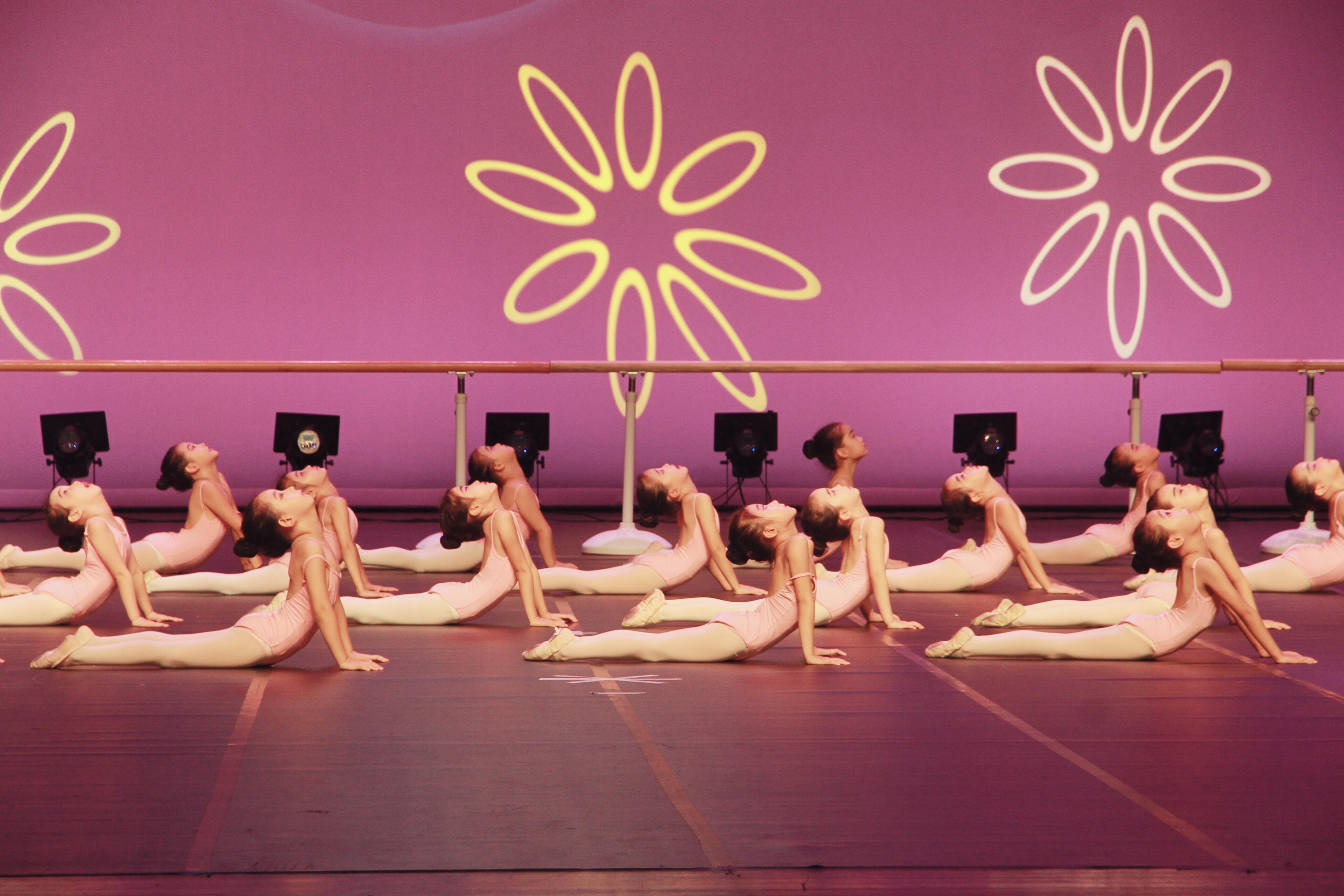 北京天橋藝術中心藝術培訓 少兒&青少年舞蹈課程
