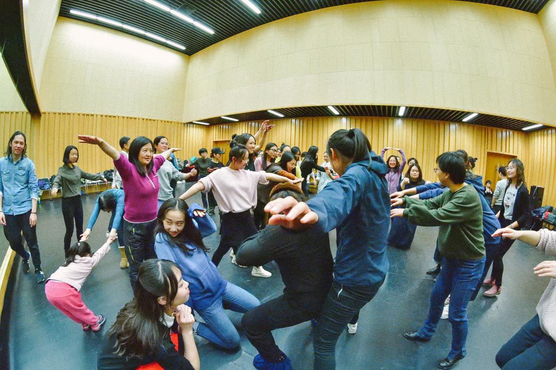活动招募丨舞台艺术普及系列活动——戏·说系列