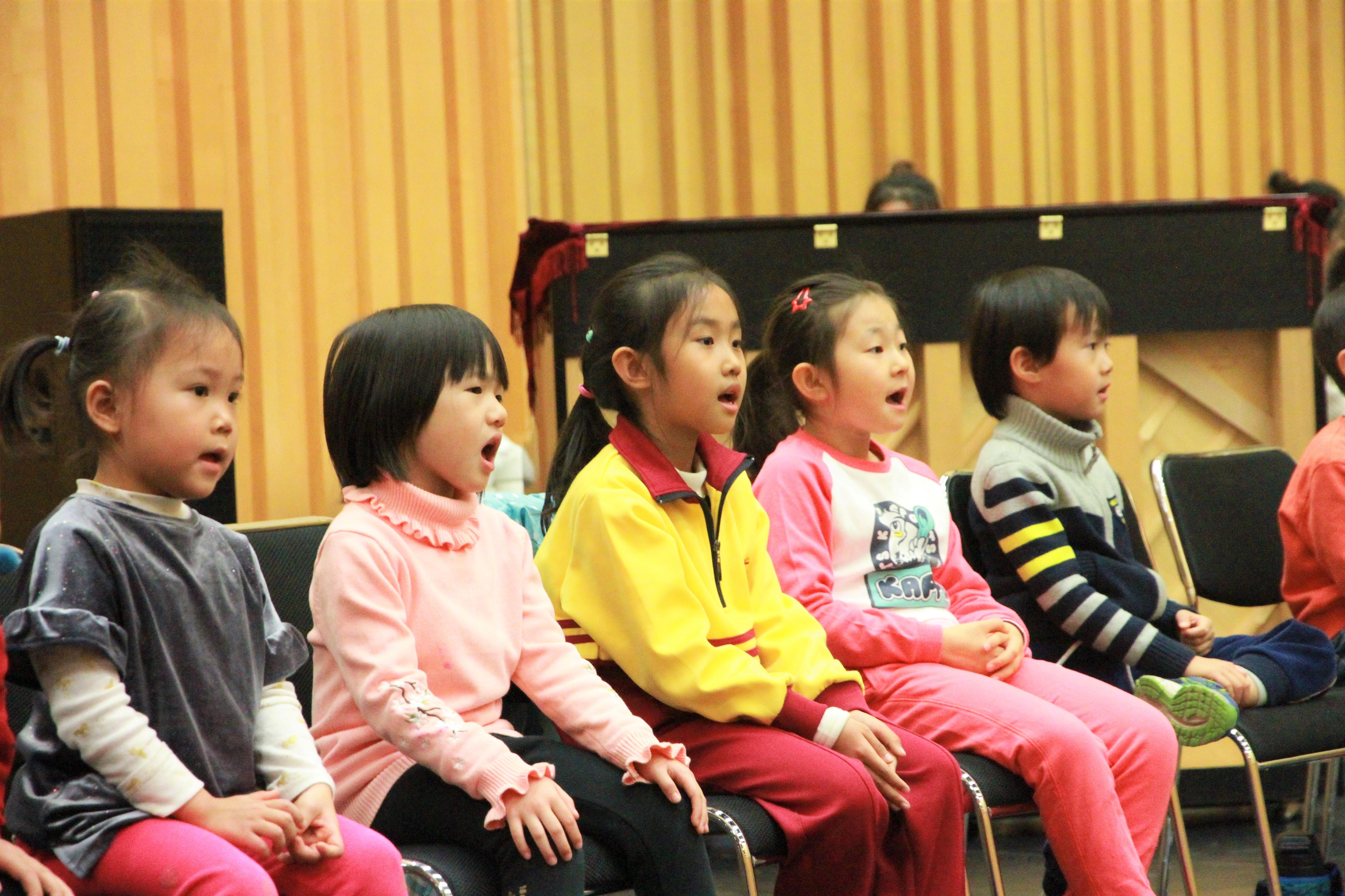 北京天橋藝術中心藝術培訓 少兒聲樂課程